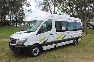 2015 KEA Nomad Mercedes